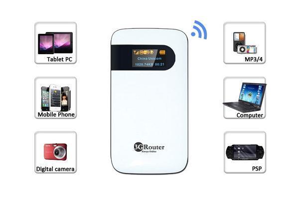 3G WiFi mini-router (21/4-2015)