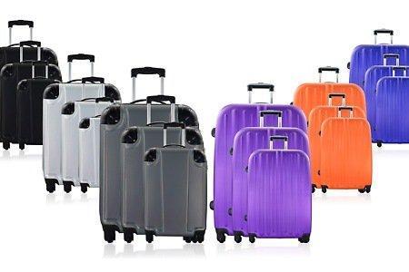 Fabriksnye Kuffert til håndbagage tilbud bohus senger tilbud UW-82