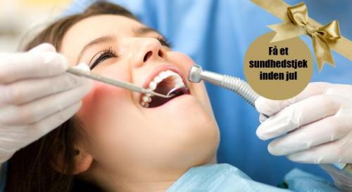 tandlægetjek pris