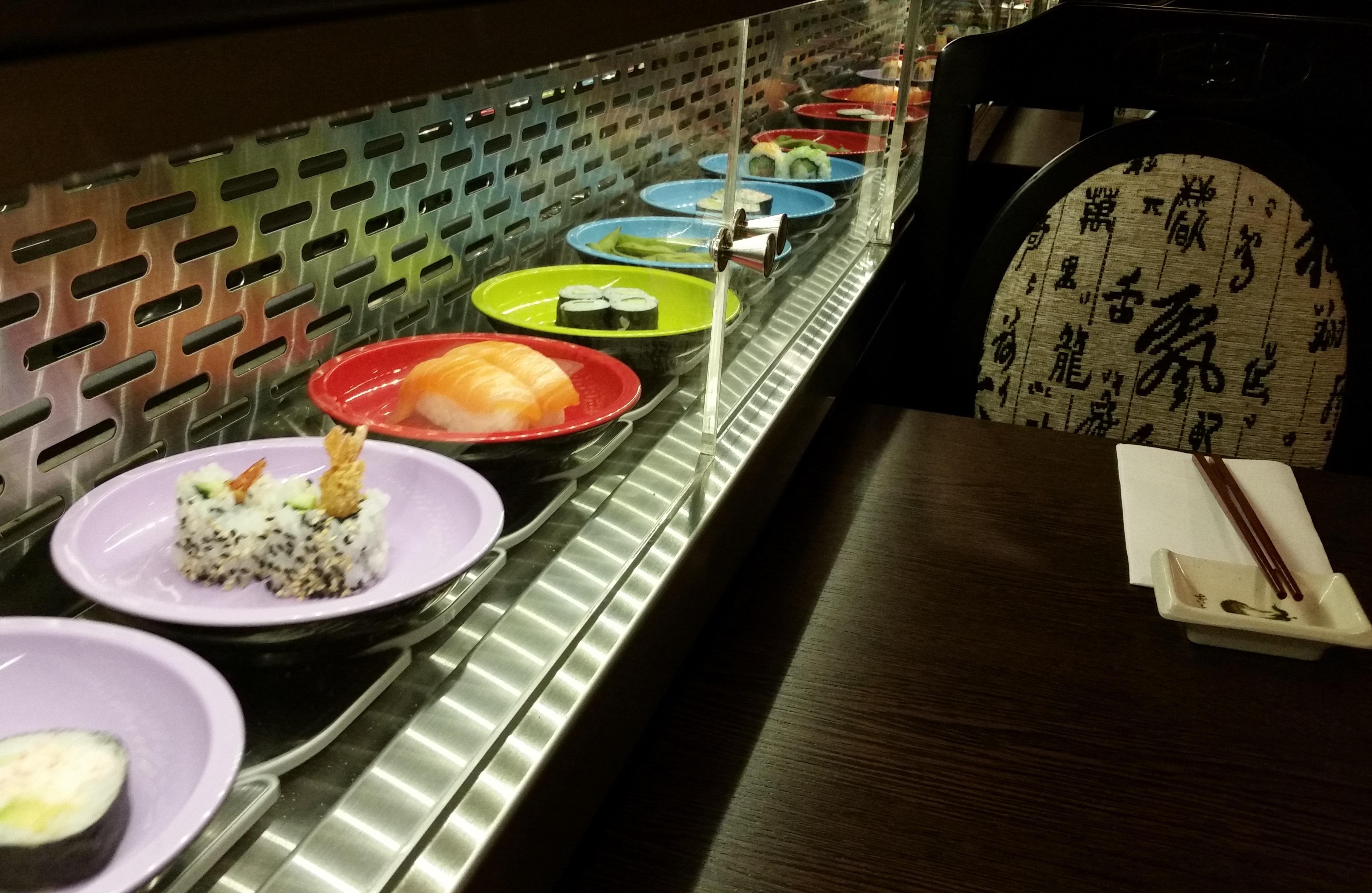 running sushi tilbud københavn