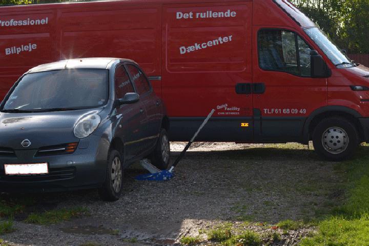 Dækskifte hos dig (27/3-2016)