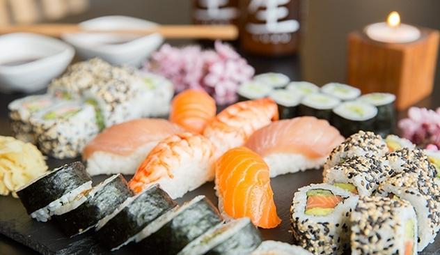 billig sushi odense