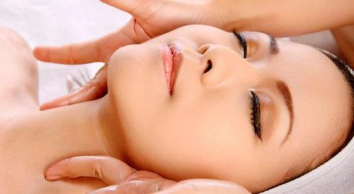 helkropsmassage ansigtsmassage