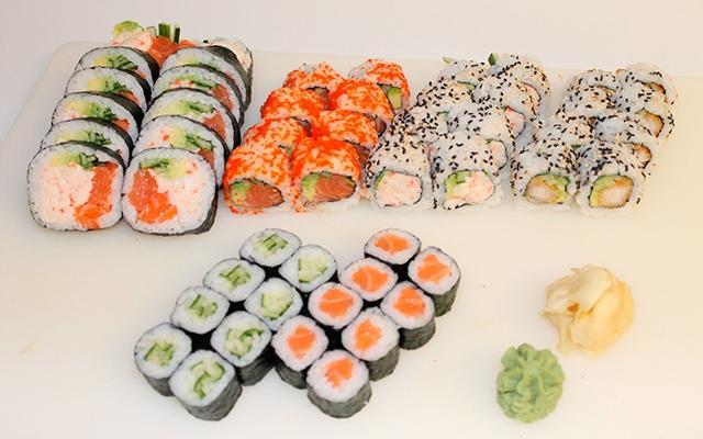 sushi københavn billig