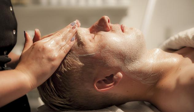nu massage ansigtsbehandling