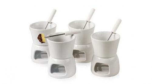 Ultramoderne Chokolade fondue-sæt (30/11--0001) UH-93